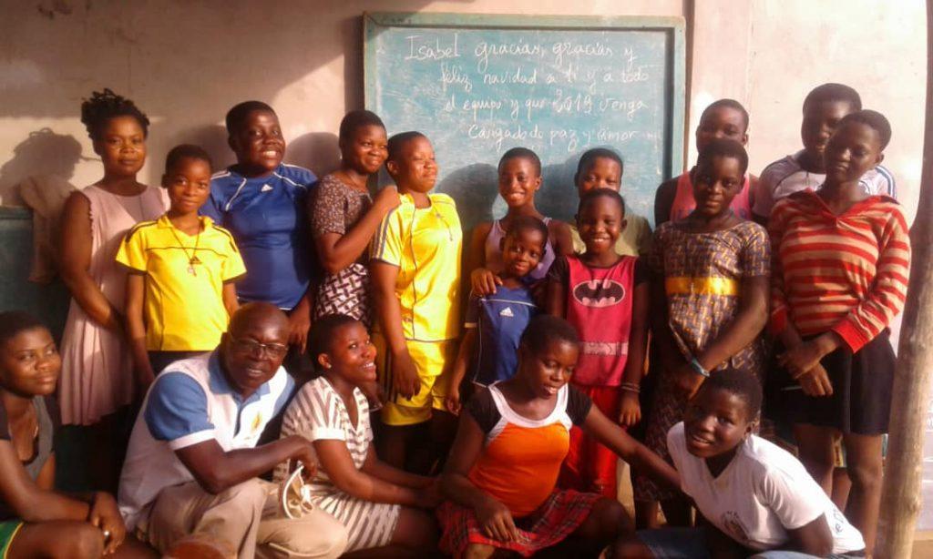 Acción Alegra. Proyecto Casa Alegría